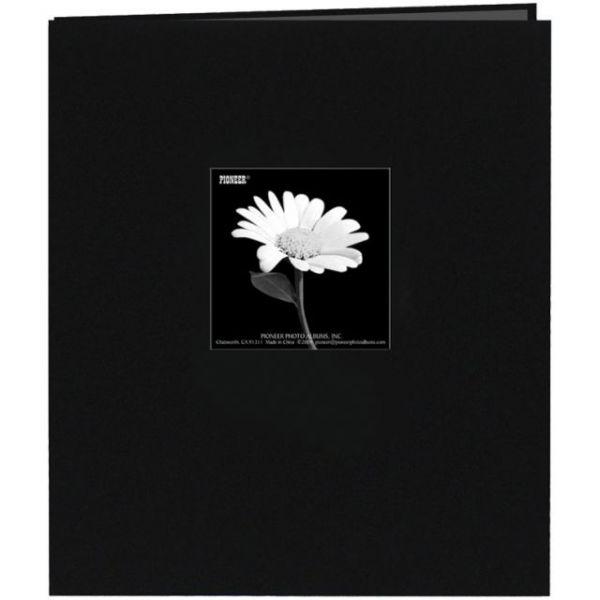 "Fabric Frame Post Bound Scrapbook 8.5""X11"""