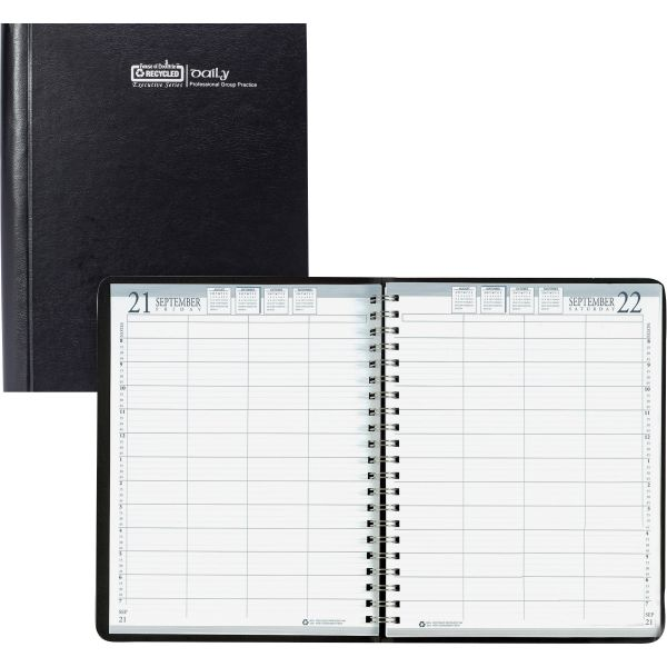 House of Doolittle Executive 4-Person Daily Appointment Book