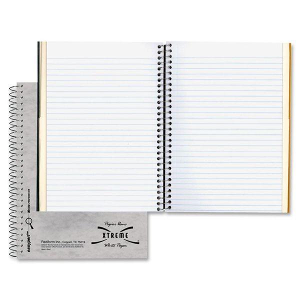 Rediform Pressguard 120-page 3-Subj Notebook