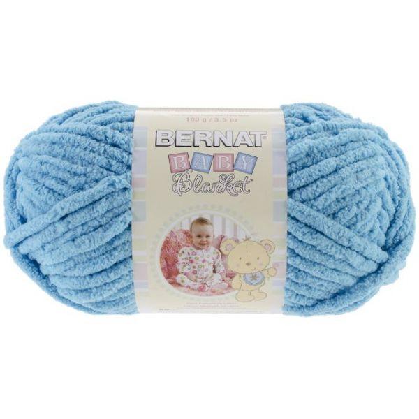 Bernat Baby Blanket Yarn - Baby Teal