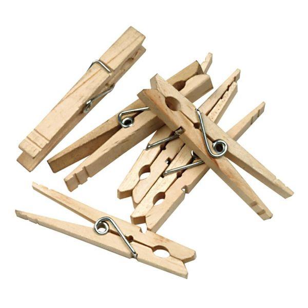 Creativity Street Spring Clothespins