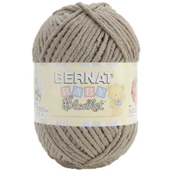 Bernat Baby Blanket Big Ball Yarn - Baby Sand