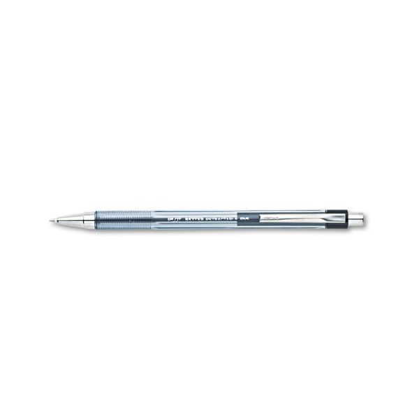 Pilot Better Ball Point Pen, Black Ink, .7mm, Dozen