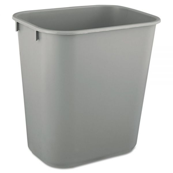 Rubbermaid Deskside 3.5 Gallon Trash Can