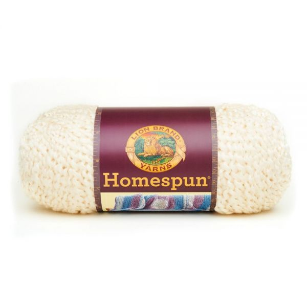 Lion Brand Homespun Yarn - Deco