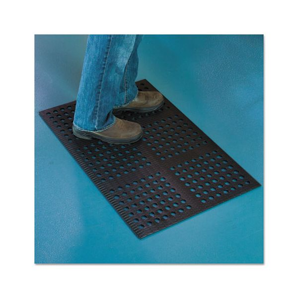 ES Robbins Pro Lite Four-Way Drain Floor Mat