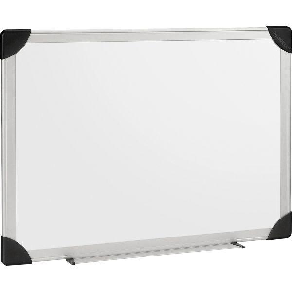 "Lorell 36"" x 24"" Laminated Styrene Dry Erase Whiteboard"