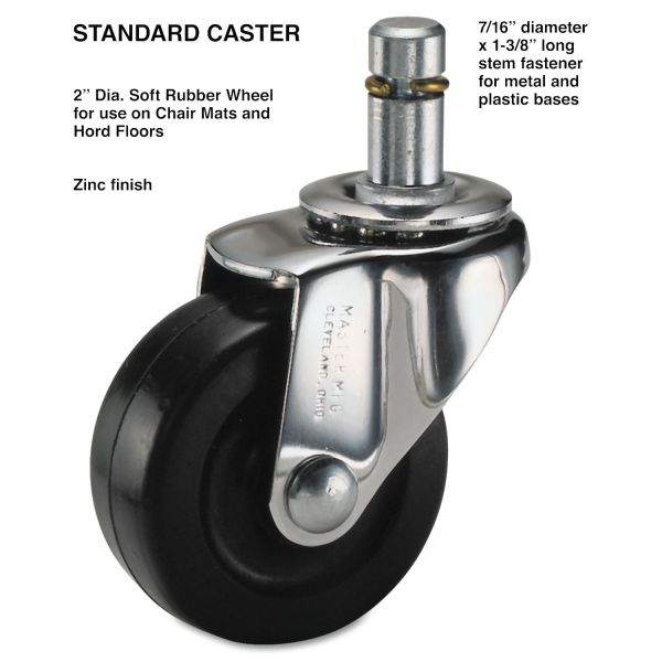 Master Caster Standard Casters