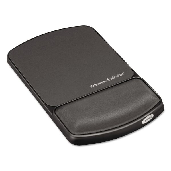 Fellowes Gel Mouse Pad With Wrist Rest