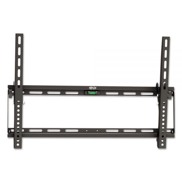 "Tripp Lite Wall Mount, Tilt, Steel/Aluminum, 32"" to 70"", Black"
