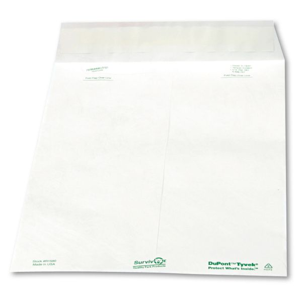 "Quality Park 10"" x 13"" Tyvek Envelopes"