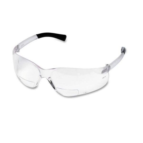 MCR Safety BearKat Magnifier Safety Glasses