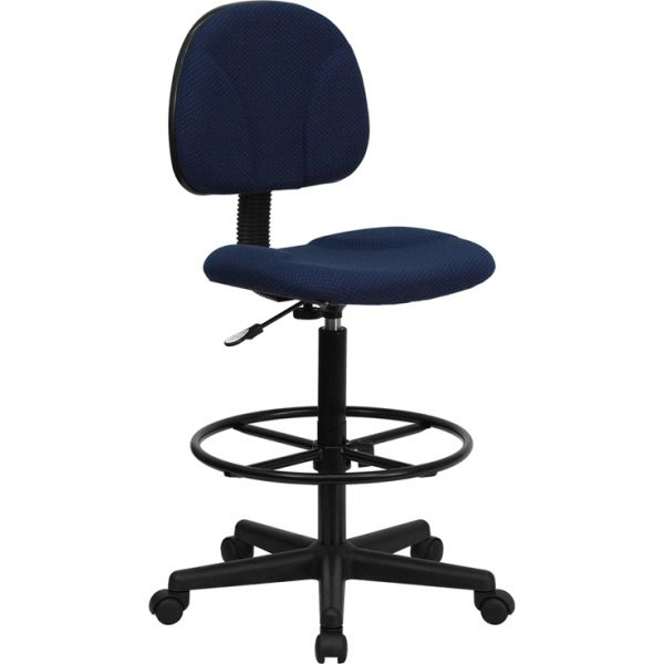 Flash Furniture Ergonomic Drafting Chair