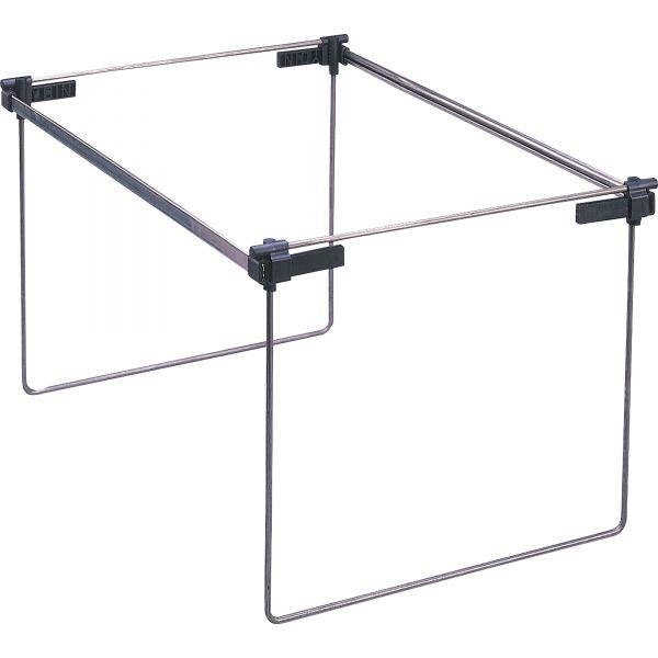 Smead 64855 Gray Hanging Folder Frames