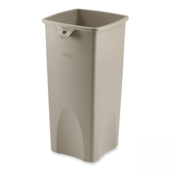 Rubbermaid Square 23 Gallon Trash Can