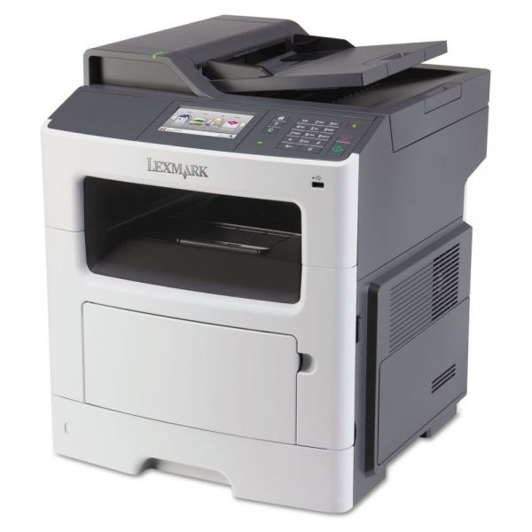 Lexmark MX410de Multifunction Laser Printer