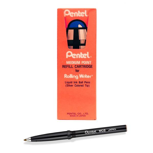 Pentel R3 Slim Rolling Writer Refill