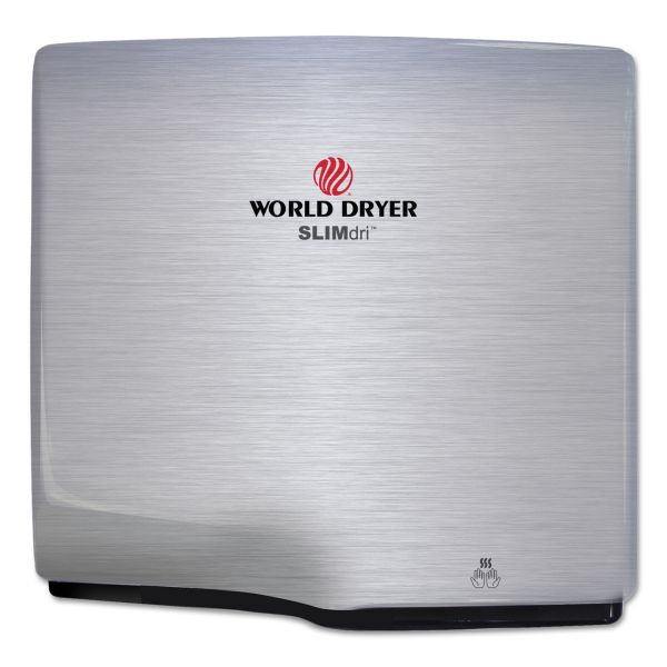 WORLD DRYER SLIMdri Hand Dryer