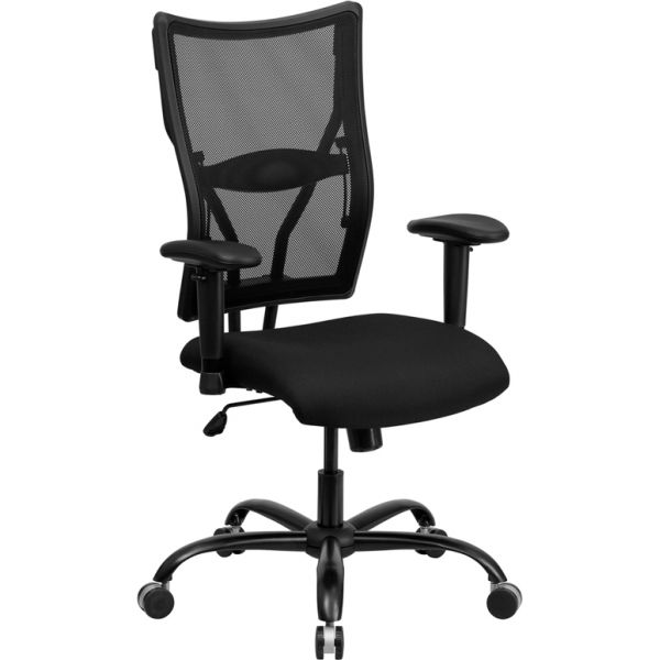 Flash Furniture Big & Tall Mesh Executive Swivel Office Chair [WL-5029SYG-A-GG]