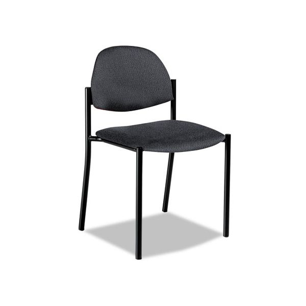 Global Comet Series Armless Stacking Chairs