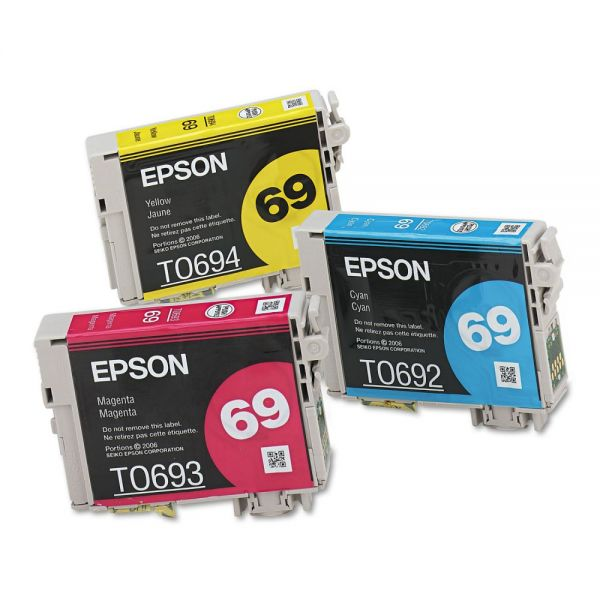 Epson 69 DURABrite Ink Cartridges (T069520)
