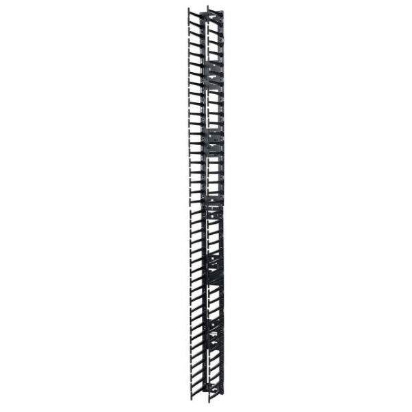 APC by Schneider Electric Vertical Cable Manager for NetShelter SX 750mm Wide 42U (Qty 2)