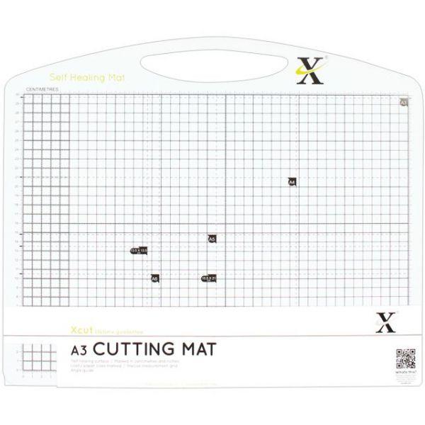 Xcut Duo Cutting Mat A3