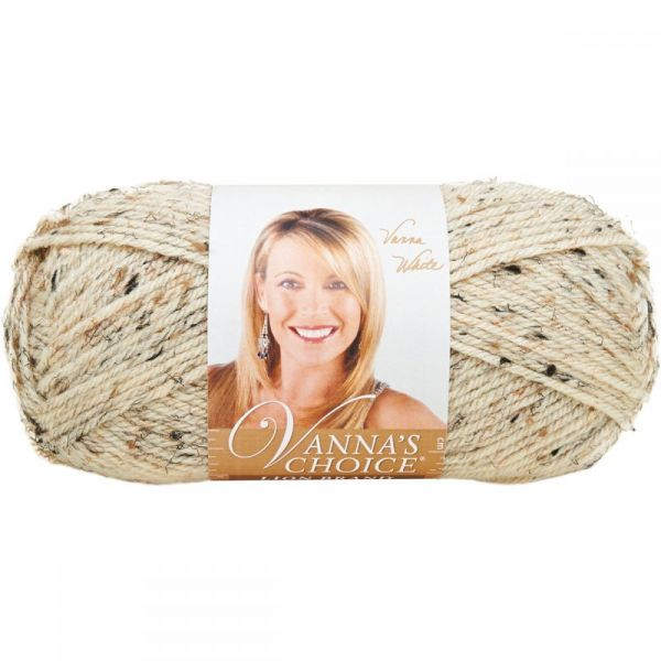 Lion Brand Vanna's Choice Yarn - Oatmeal