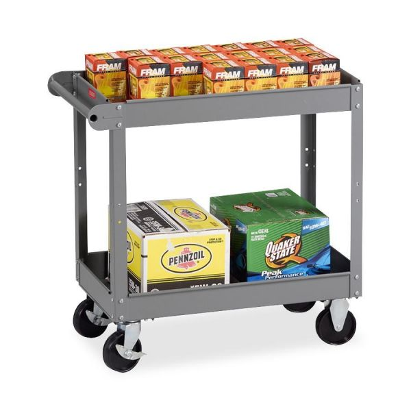 Tennsco Metal Service Cart