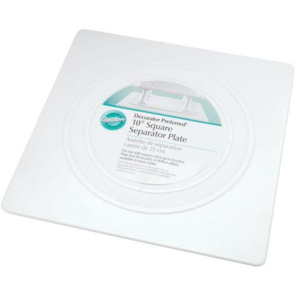 Decorator Preferred Separator Plate