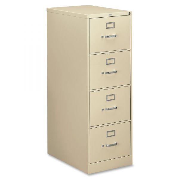 HON 310 Series 4-Drawer Vertical File Cabinet