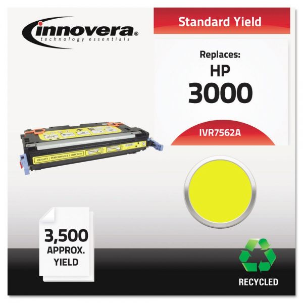 Innovera Remanufactured Q7562A (314A) Toner, Yellow