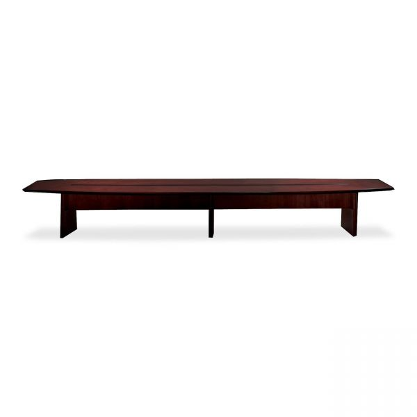 Mayline Corsica Veneer Conference Table