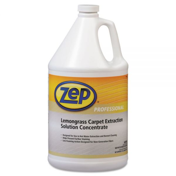 Zep Carpet Extraction Solution Concentrate