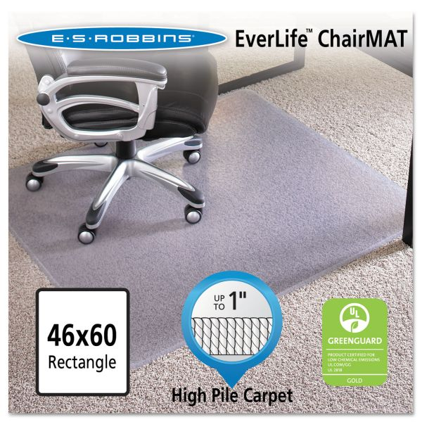 E.S. Robbins AnchorBar High Pile Chair Mat