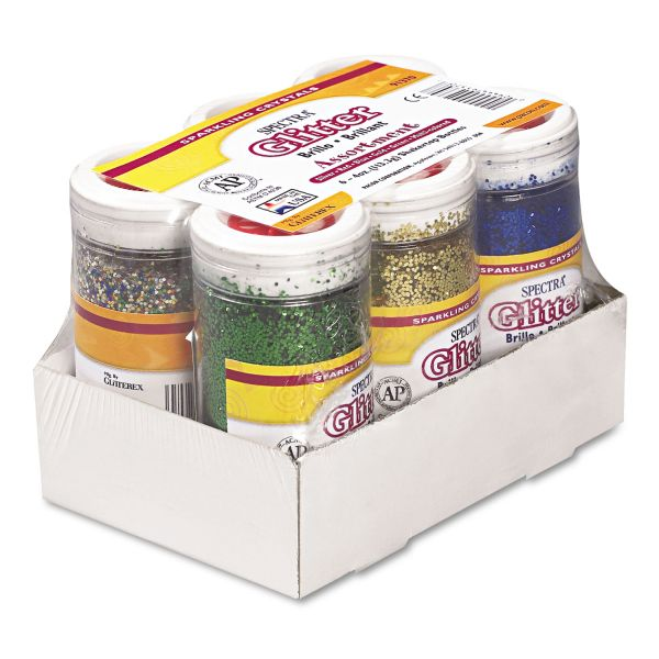 Spectra Glitter Assortment Pack