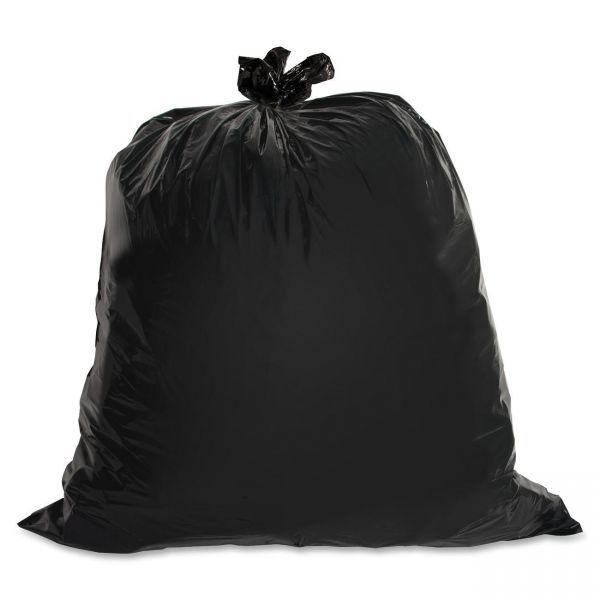 Genuine Joe Heavy Duty 60 Gallon Trash Bags