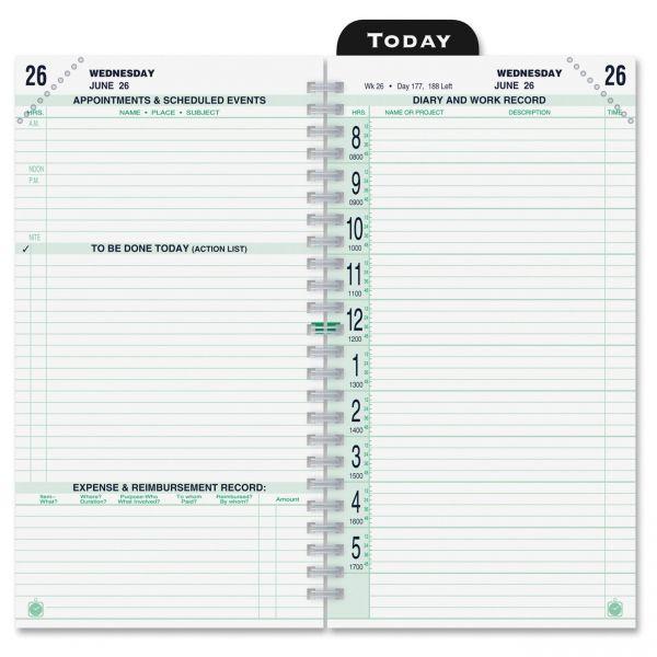 Day-Timer Original 2PPD Pocket Calendar Pages