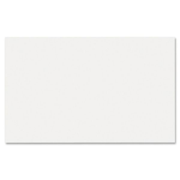 """Sparco 5"""" x 8"""" Blank Index Cards"""