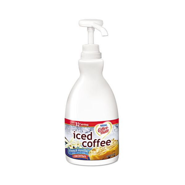 Coffee-mate Concentrated French Vanilla Iced Coffee