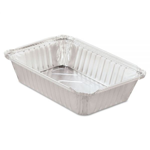 Handi-Foil of America Aluminum Oblong Containers