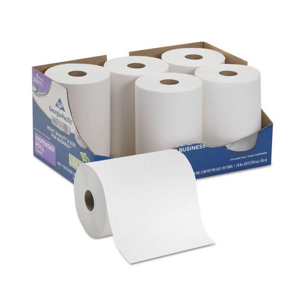 Georgia Pacific Professional Series Premium Hardwound Paper Towel Rolls