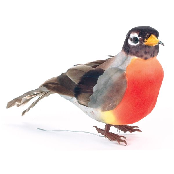 "Mushroom Bird 4.5"""