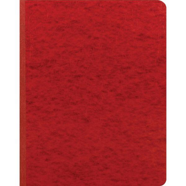 Smead Bright Red PressGuard Report Cover