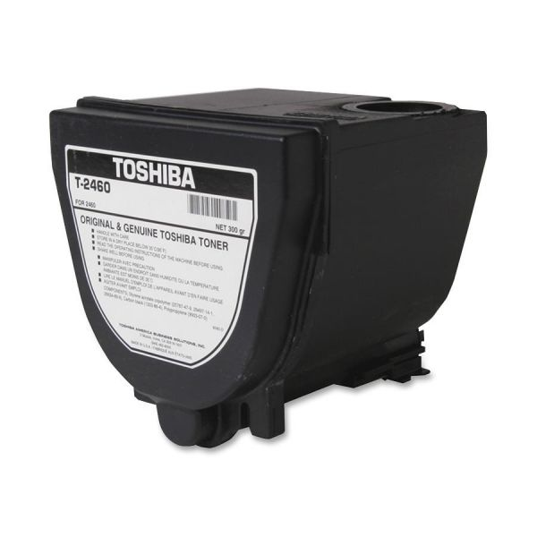 Toshiba T-2460 Black Toner Cartridge