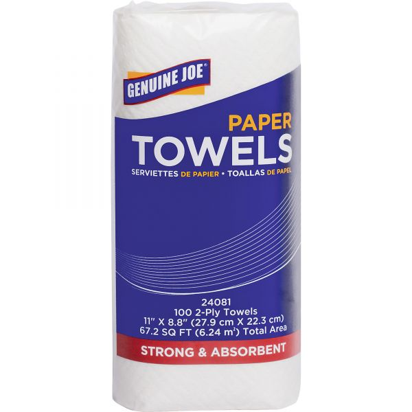 Genuine Joe Paper Towels