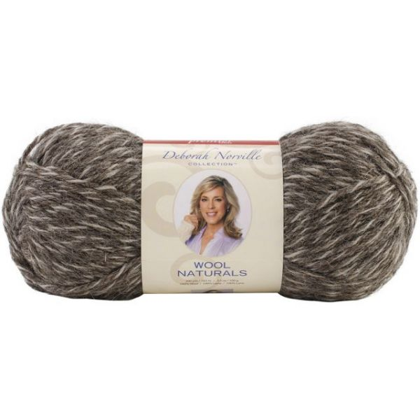 Deborah Norville Collection Wool Naturals Yarn - Quarry Marl