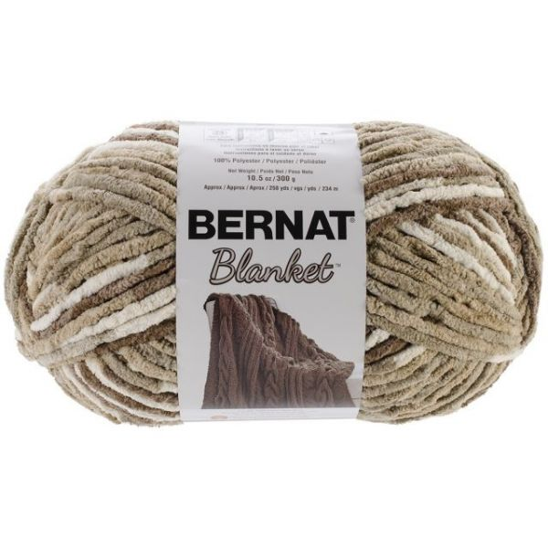 Bernat Blanket Big Ball Yarn - Sonoma