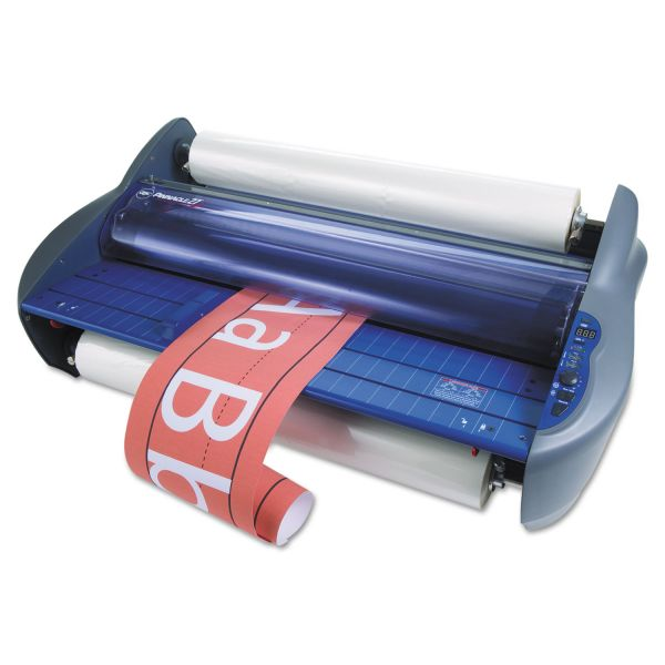 GBC HeatSeal Pinnacle 27 Thermal Roll Laminator