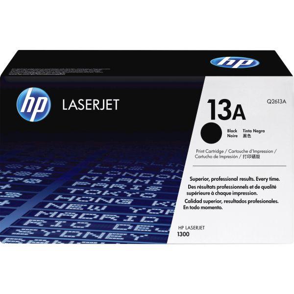 HP 13A Black Toner Cartridge (Q2613A)